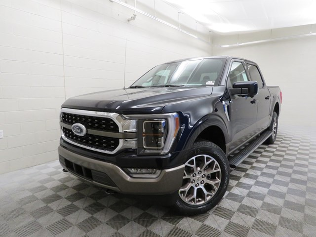 2021 Ford F-150 SuperCrew King Ranch