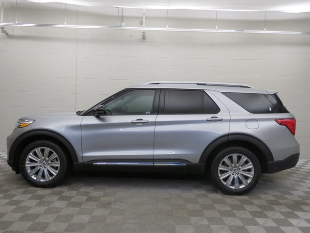 2021 Ford Explorer Hybrid Limited