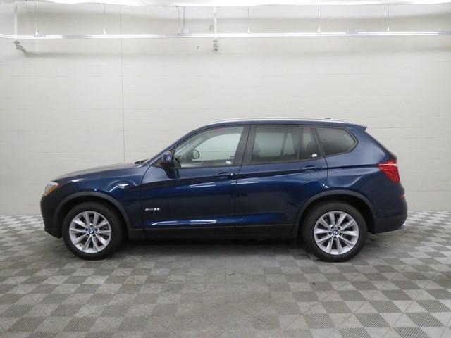 2015 BMW X3 sDrive28i
