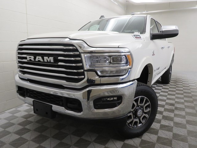 2019 Ram 2500 Laramie Longhorn Crew Cab