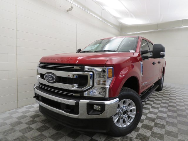 2021 Ford F-250 Super Duty Crew Cab XLT