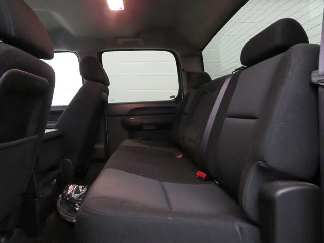 2013 Chevrolet Silverado 2500HD LT Crew Cab