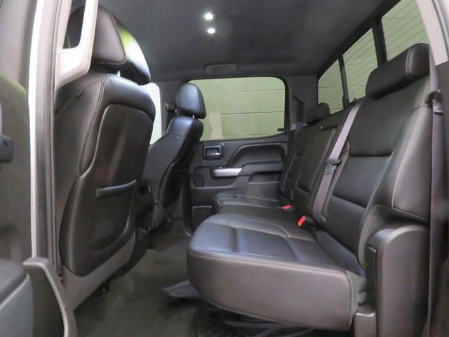 2015 Chevrolet Silverado 1500 LTZ Z71 Crew Cab