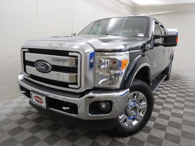2012 Ford F-250 Super Duty Lariat Crew Cab