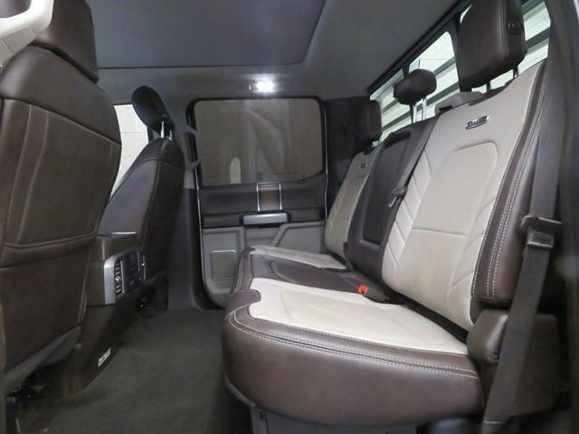 2018 Ford F-450 Super Duty Limited Crew Cab