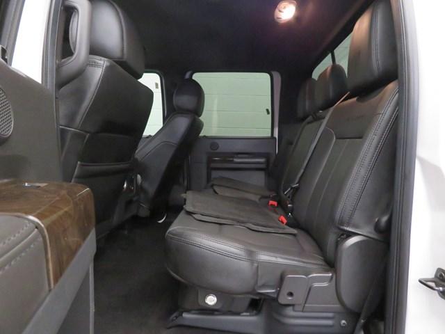 2016 Ford F-350 Super Duty Platinum Crew Cab