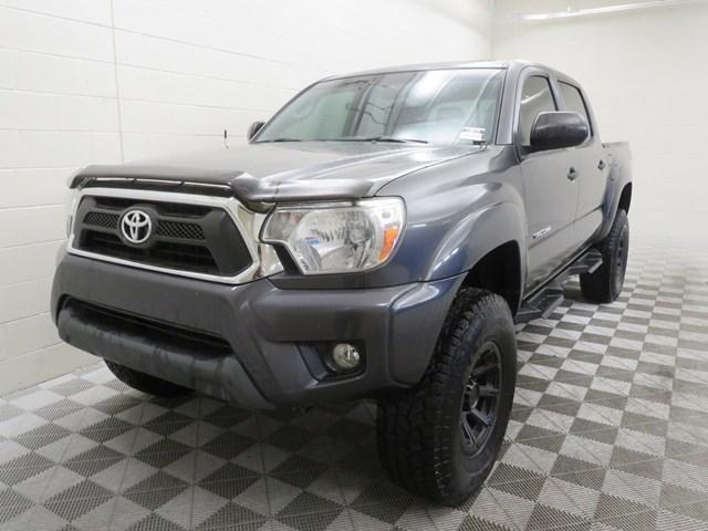 2015 Toyota Tacoma V6 Crew Cab