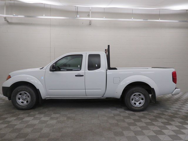 2018 Nissan Frontier S Extended Cab