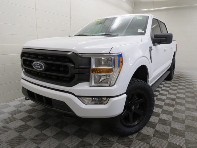 2021 Ford F-150 SuperCrew XLT Custom
