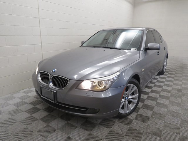 2009 BMW 5-Series 535i xDrive