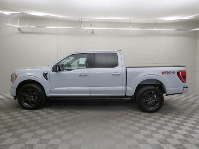 2021 Ford F-150 SuperCrew XLT