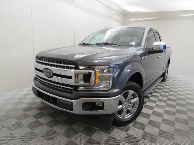 2018 Ford F-150 XLT Extended Cab