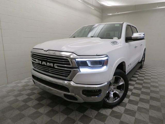 2020 Ram 1500 Laramie Crew Cab