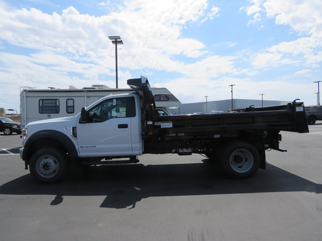 2021 Ford F-600 Super Duty Chassis