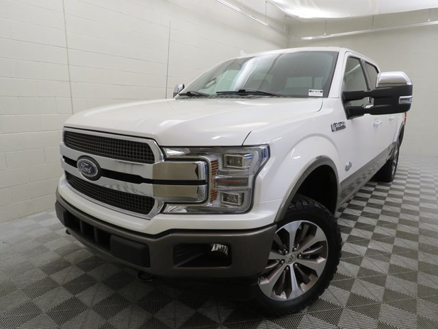 2018 Ford F-150 King Ranch Crew Cab