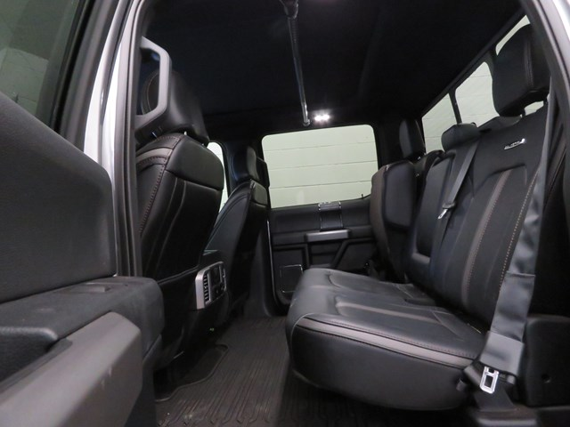 2020 Ford F-150 Platinum Crew Cab
