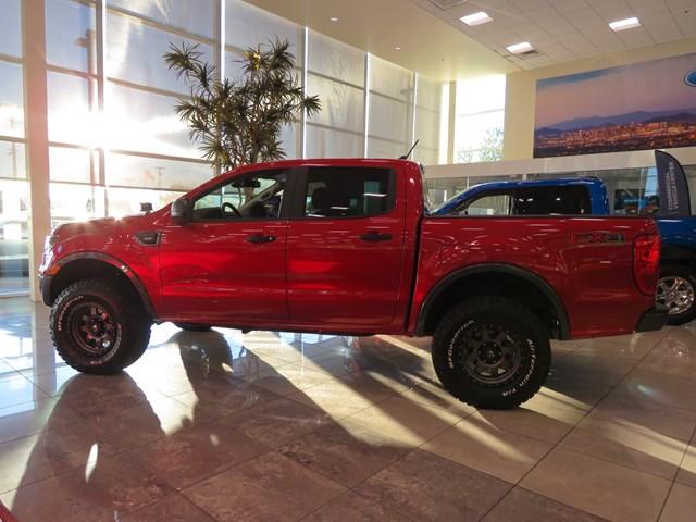 2021 Ford Ranger XLT Custom
