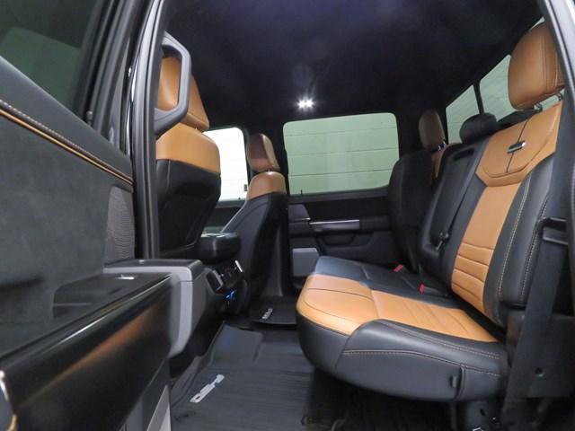 2021 Ford F-150 Platinum Crew Cab