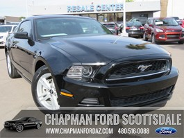View the 2013 Ford Mustang