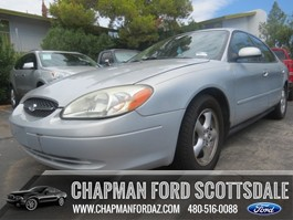 View the 2003 Ford Taurus