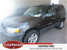 View the 2007 Ford Escape
