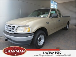 View the 1999 Ford F-150