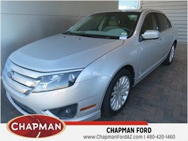 View the 2010 Ford Fusion Hybrid