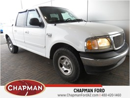 View the 2003 Ford F-150