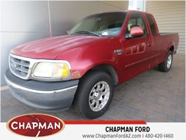 View the 2001 Ford F-150