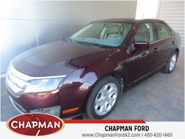 View the 2011 Ford Fusion