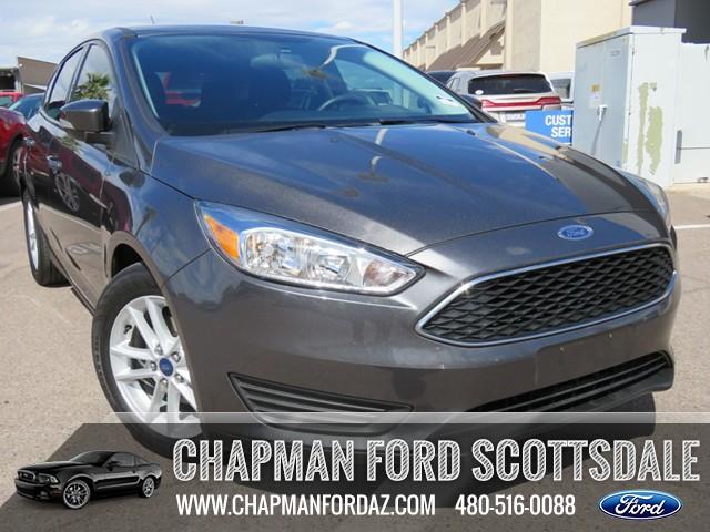 2015 Ford Focus SE Details