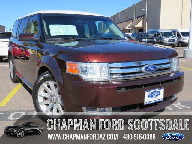 2012 Ford Flex SEL AWD Details