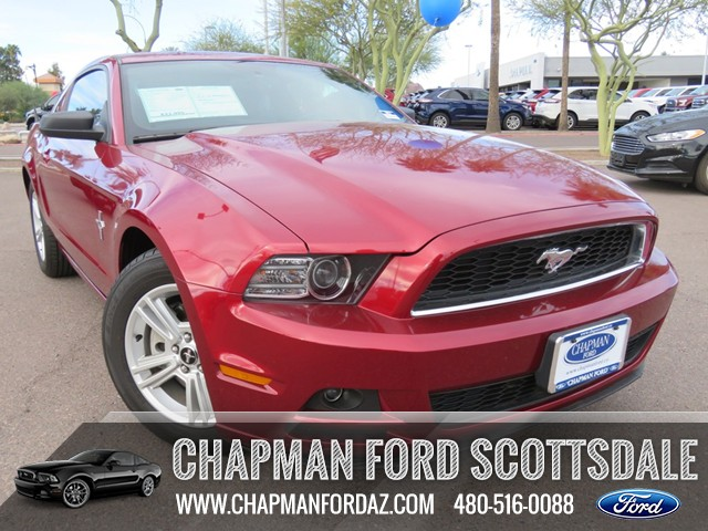 2014 Ford Mustang  Details
