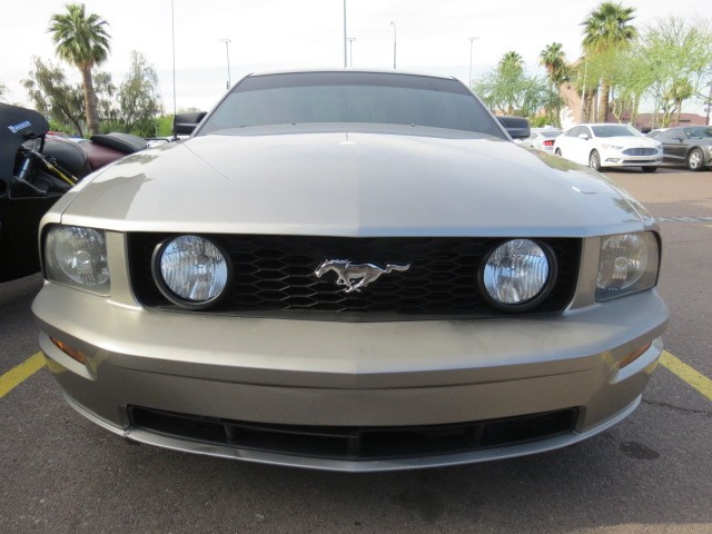 Used 2008 Ford Mustang Gt Deluxe Phoenix Az Stock