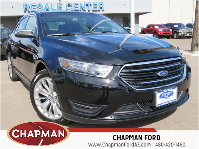 2016 Ford Taurus Limited Details