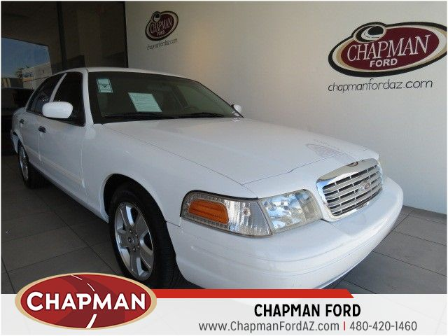 2011 Ford Crown Victoria LX – Stock #P3195