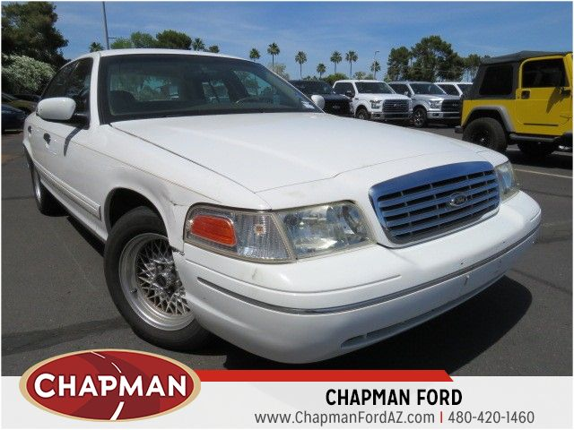 2002 Ford Crown Victoria LX – Stock #P3195A
