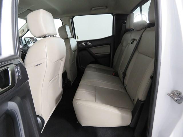 2019 Ford Ranger Lariat Crew Cab