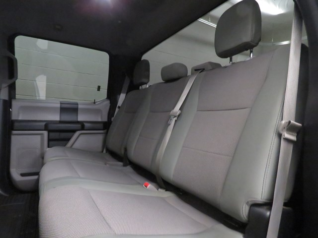 2017 Ford F-250 Super Duty XL Crew Cab