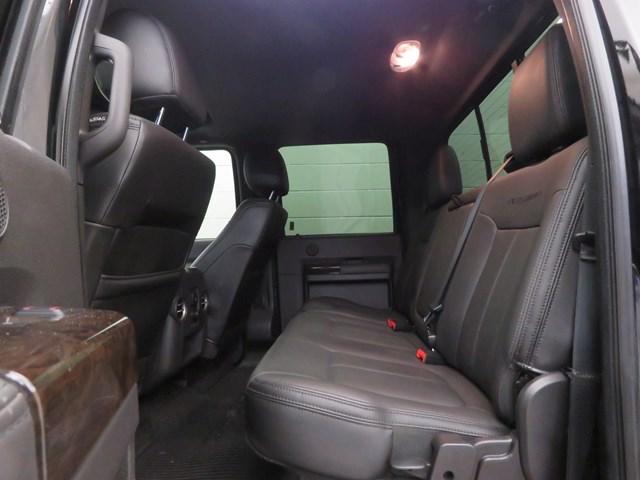 2015 Ford F-350 Super Duty Platinum Crew Cab
