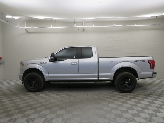 2017 Ford F-150 Lariat Extended Cab