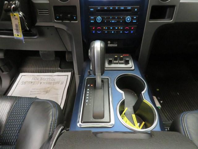 2012 Ford F-150 SVT Raptor Crew Cab