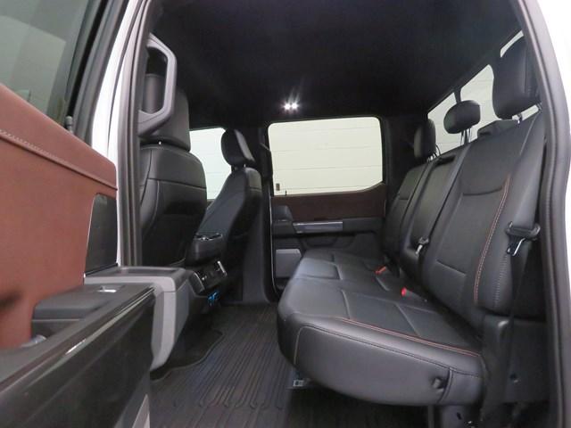 2021 Ford F-150 Lariat Crew Cab