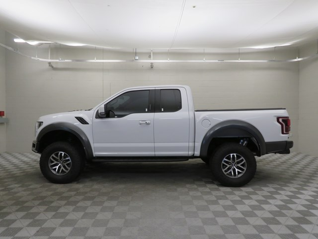 2017 Ford F-150 Raptor Extended Cab