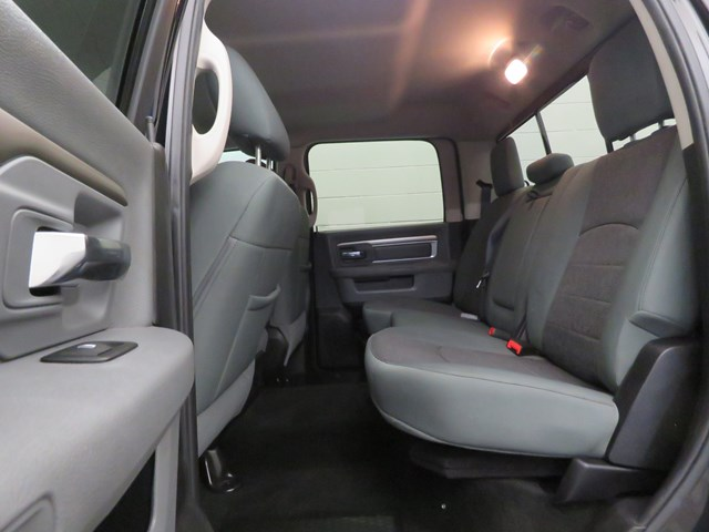 2015 Ram 2500 Power Wagon Crew Cab
