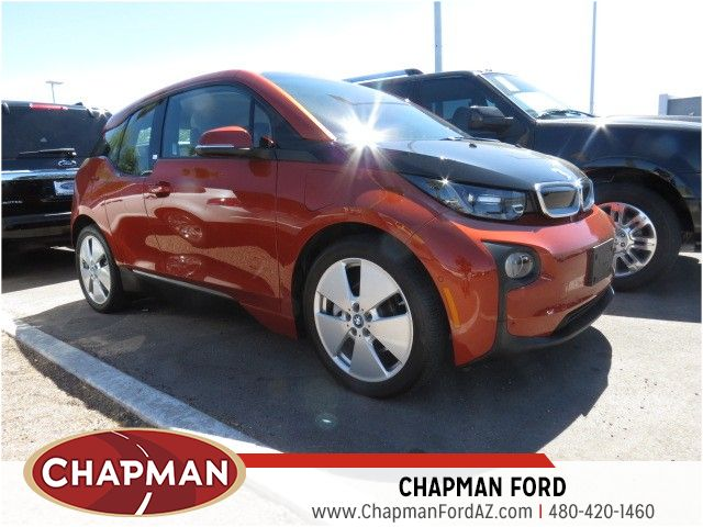 used 2014 bmw i3 for sale stock pk71870 chapman dodge chrysler jeep ram. Black Bedroom Furniture Sets. Home Design Ideas