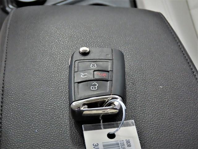2020 Volkswagen Tiguan 2.0T SE 4Motion