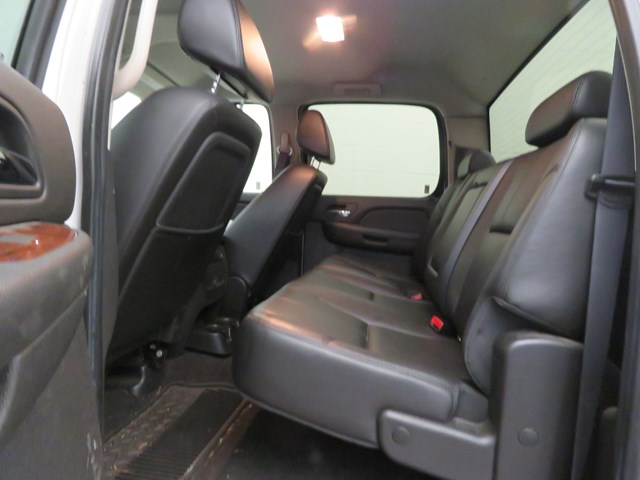 2009 GMC Sierra 2500HD SLT Crew Cab