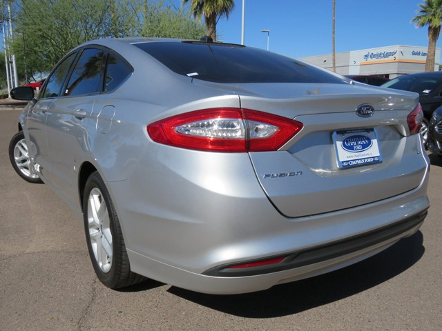 Used 2014 Ford Fusion Se Phoenix Az Stock Cp63671