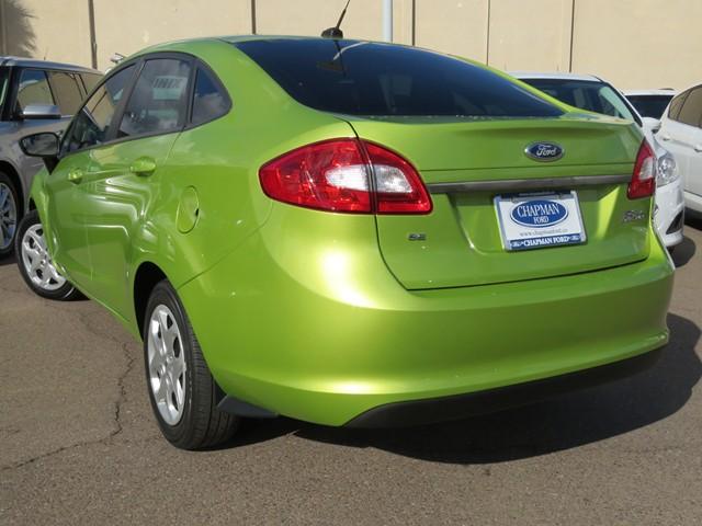 2013 Ford Fiesta SE – Stock #P3146